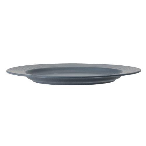 Bambusový talíř Java Blue 26 cm