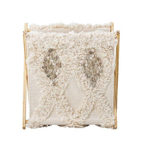 Koš na prádlo Nature Cotton