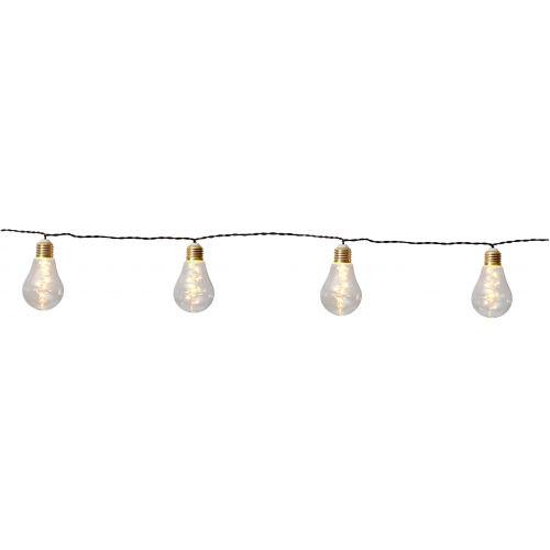 Světelný LED řetěz Glow - 10 žárovek