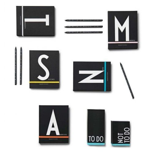 Tužka Design Letters - 5 ks