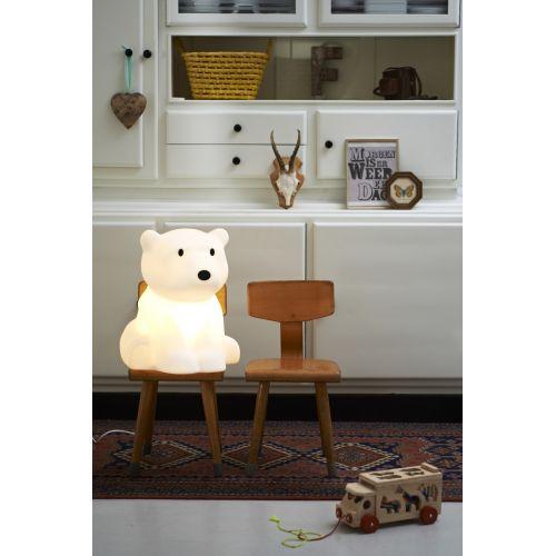 Dětská medvědí LED lampa Nanuk