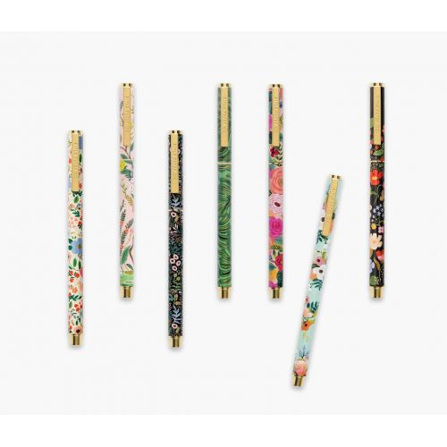 Designové kuličkové pero Wild Rose