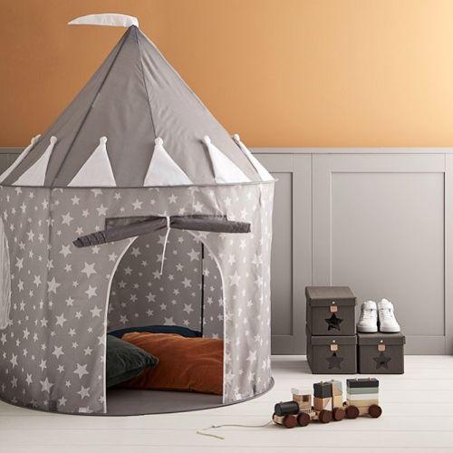 Dětský stan Grey Star Castle