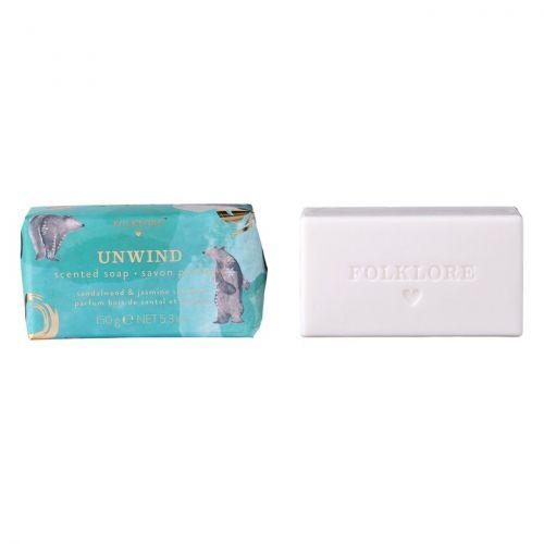 Tuhé mýdlo Unwind - Sandalwood & Jasmine