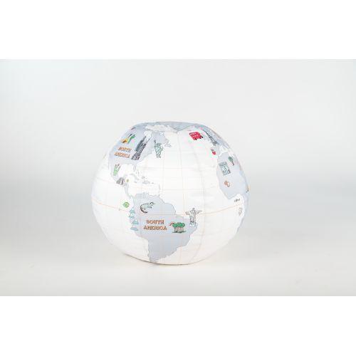 Sedací pytel City Globe