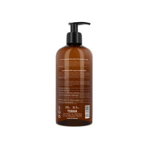 Tekuté mýdlo Levandulové pole 500 ml