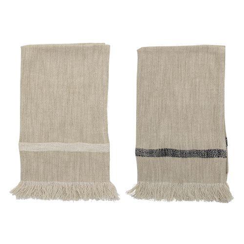 Bavlněná utěrka Nature Cotton 70×45 cm - set 2 ks