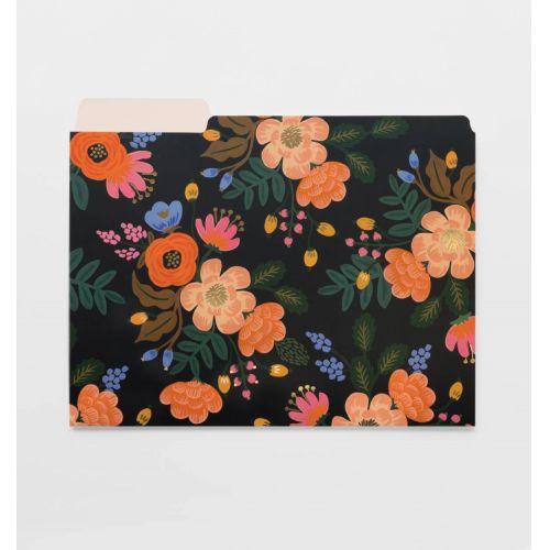 Papírové slohy Lively Floral - set 6 ks