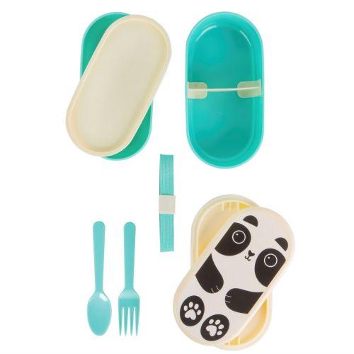 Krabička na jídlo Bento box Panda