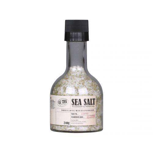 Mořská sůl Rozmarýn a Parmezán 240gr