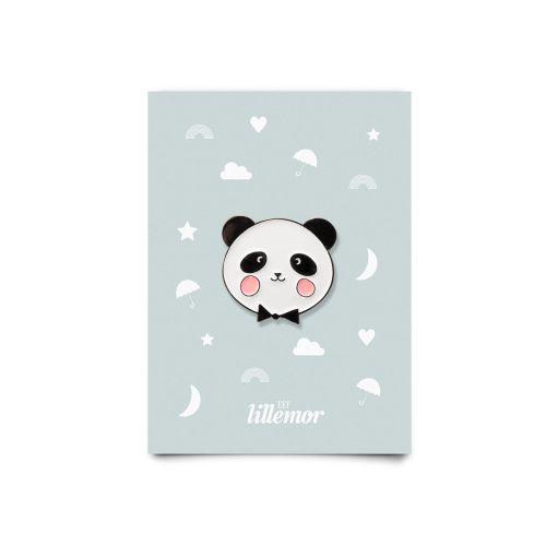 Odznáček Adorable Panda