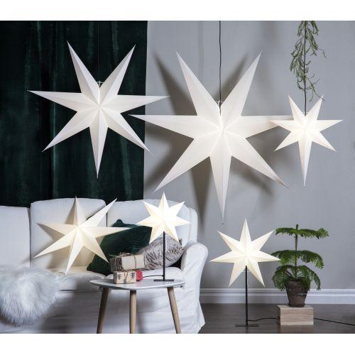 Stojací lampa - White Star