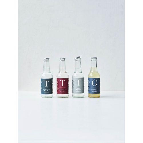 Tonic - malina a citronová tráva 250 ml