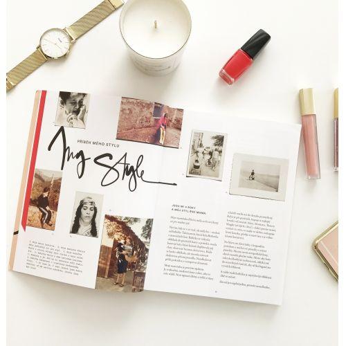Kniha Love x Style x Life - Garance Doré