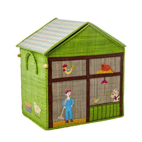 Dětský úložný box Farm Theme