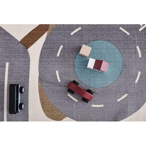 Dětský koberec City Rug Aiden 170 x 130 cm
