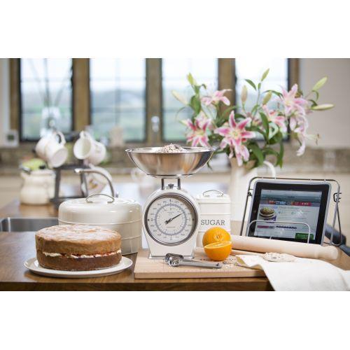 Mechanická kuchyňská váha Cream - 4 kg