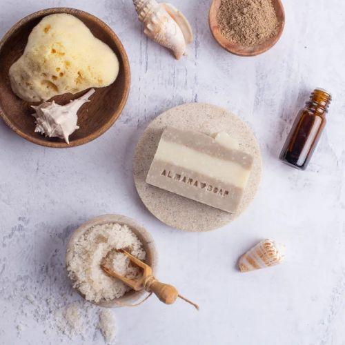 Přírodní tuhé mýdlo Dead Sea