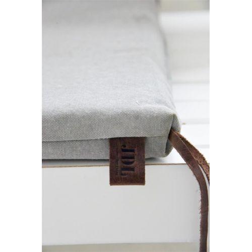 Sedák Canvas Grey 45x45cm