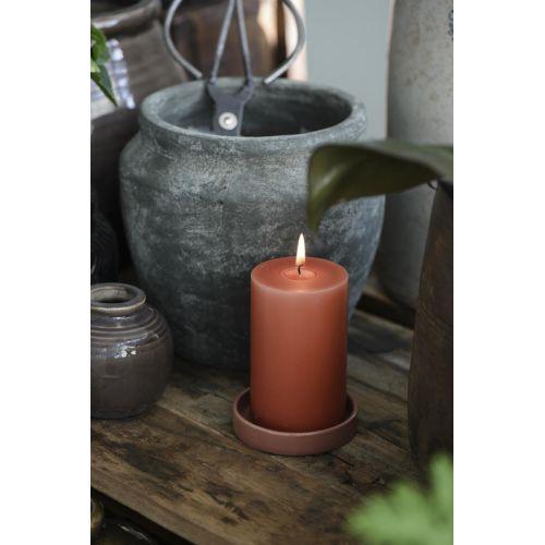 Svíčka Terracotta 10 cm
