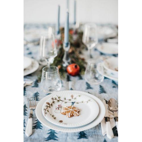 Dezertní talíř Hammershøi Christmas 22 cm