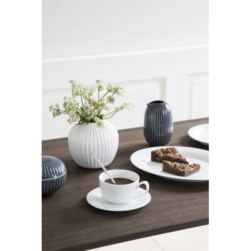 Keramická váza Hammershøi White 12,5 cm