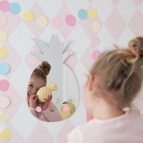 Zrcadlo ve tvaru ananasu Pineapple