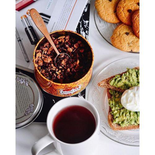 Sypaný ovocný čaj Kusmi Tea - AquaExotica 125g