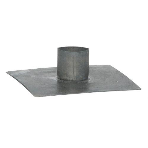 Kovový svícen Grey Square
