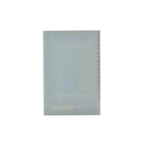 Tečkovaný sešit Soft Grey A5