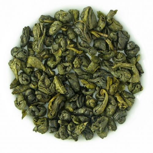 Sypaný zelený čaj Kusmi Tea - Spearmint green tea 125g