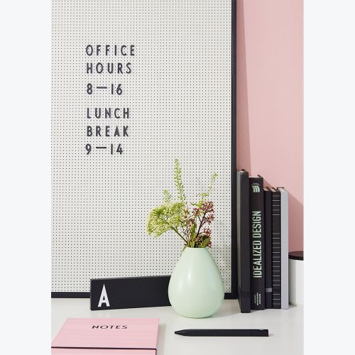 Růžový zápisník Notes