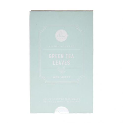 Vonný vosk do aromalampy Green Tea Leaves 82 g