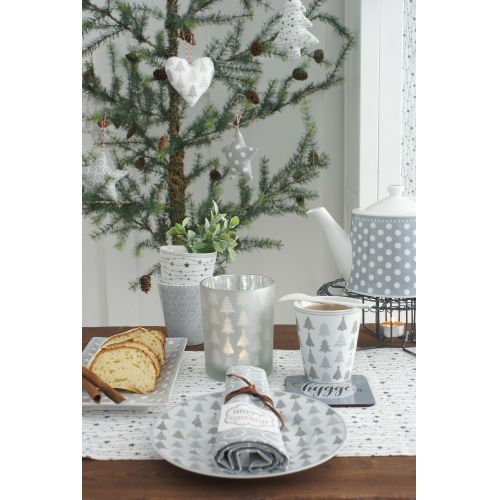 Latte hrneček Christmas Trees