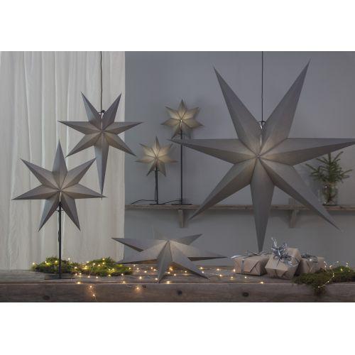 Stojací lampa - Grey Star