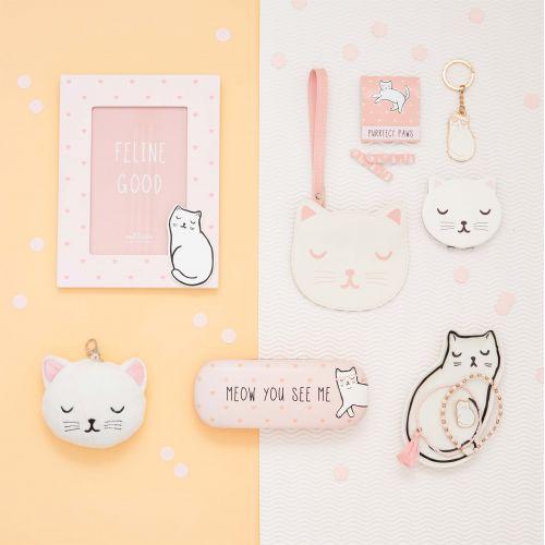 Přívěsek na klíče Cutie Cat