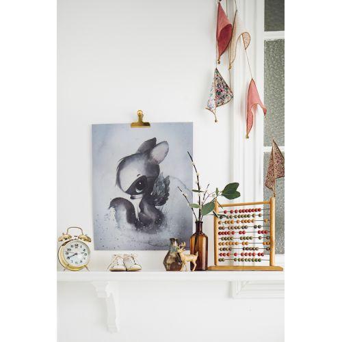 Plakát DEAR TOFFLE 40x50 cm - Limited Edition