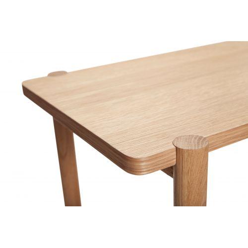 Dřevěný regál Oak Nature