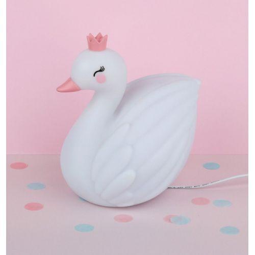 Stolní LED lampička Swan