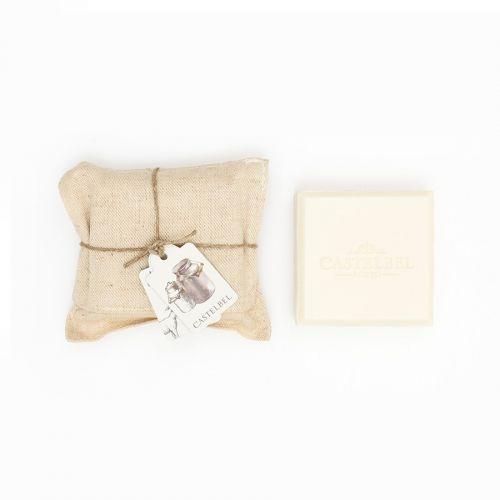 Luxusní mýdlo s vůní heřmánku a kozím mlékem