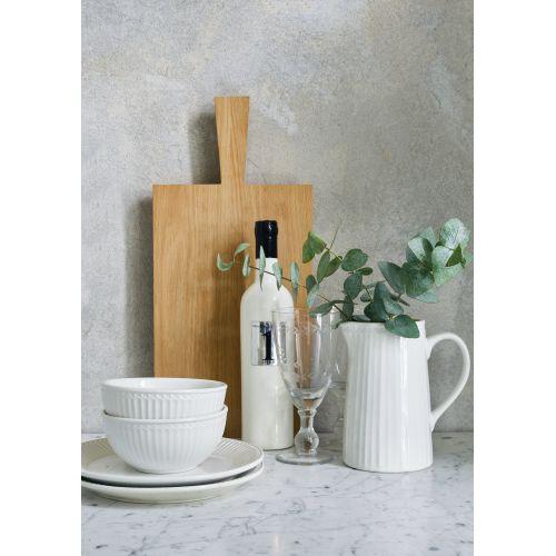 Porcelánový džbán Alice White 850 ml