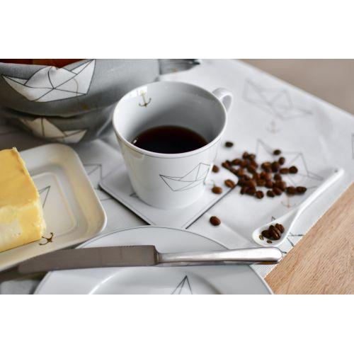 Porcelánová lžička Coffee