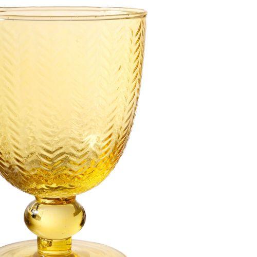 Sklenička na víno Mycenes Jaune 250 ml