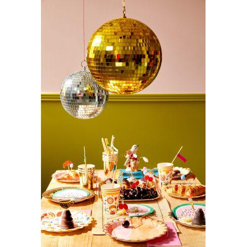 Papírové talíře Celebrate - set 8 ks