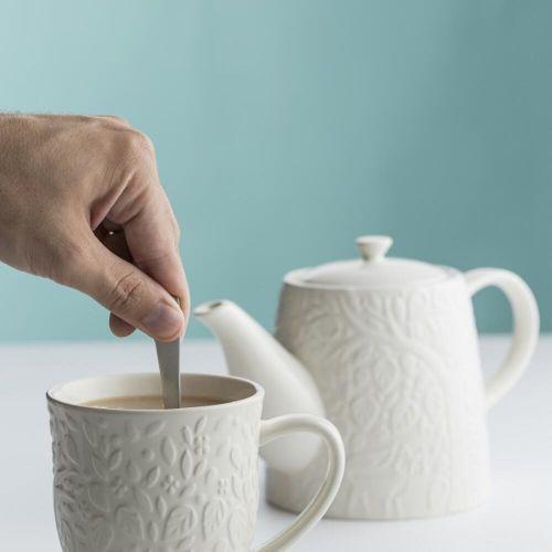 Keramický hrnek In the Forest Cream Mug 480 ml