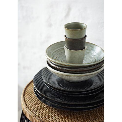 Keramická miska Grey Stoneware
