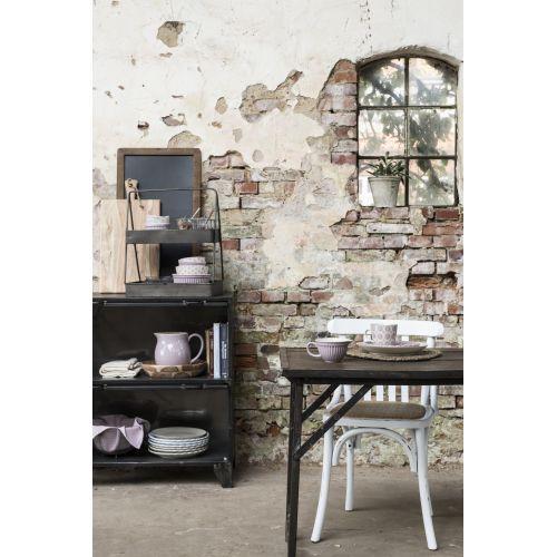 Dřevěná židle Marais White