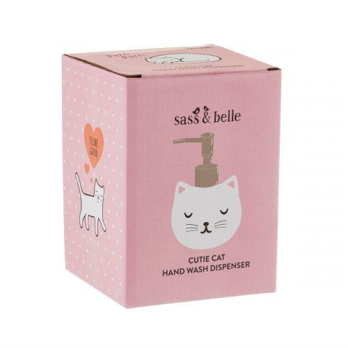 Zásobník na mýdlo Cutie Cat