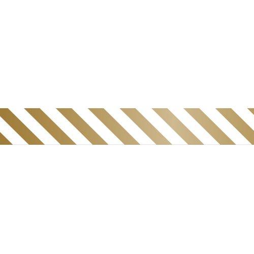 Japonská papírová páska Gold Stripe II.