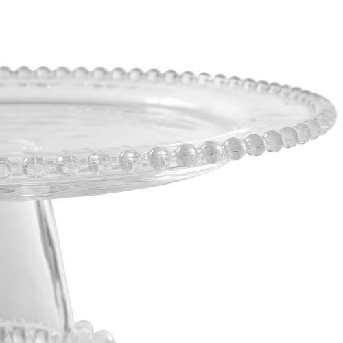Skleněný dortový stojan Pearl